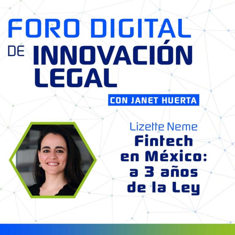 Fintech en México: a 3 años de la Ley
