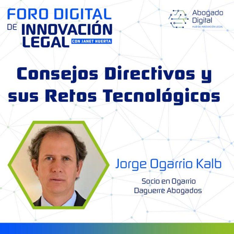 Consejos Directivos y sus retos tecnológicos